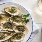 Merasheen Bay Oysters Fresh or Grilled Oysters with Chimichuri